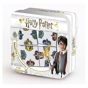 Harry Potter House Symbols Top 2 Toe Ultimate 9 Card Puzzle Challenge