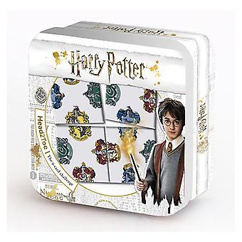 Harry Potter House simboliza top 2 dedo do ultimate 9 card puzzle desafio