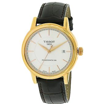 Tissot T-Classic Carson automatisk Herre Watch T0854073601100
