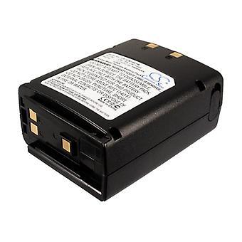 Two-Way Radio Battery for Icom CM-166 CM-166S IC-A22 IC-A22E IC-A3 IC-A3E 1000mA