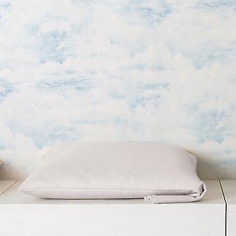 Global Fusion Sky Wallpaper Blue G56426