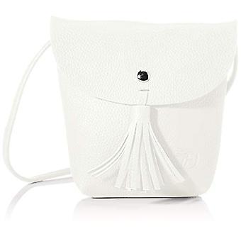 TOM TAILOR Denim Ida - Women's Crossbody Bags, White (Wei), 17x16x4.5 cm (W x H L)