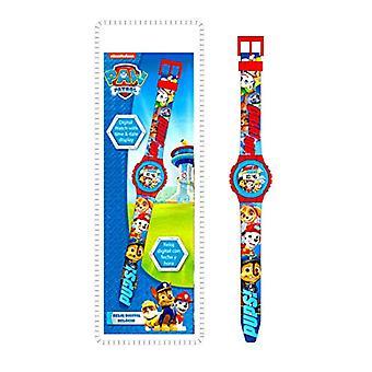 Lasten lisensointi - pw16268 - Paw Patrol - Digitaalinen kello