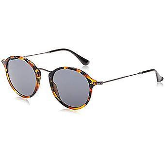 Ray-Ban RB 2447 Sunglasses, Brown (Havana/Azul/Metal), 0 Woman
