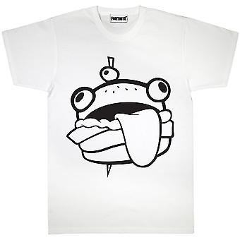 Fortnite Womens/Ladies Durr Burger Boyfriend T-Shirt