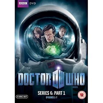 Läkare som serie 6 del 1 DVD