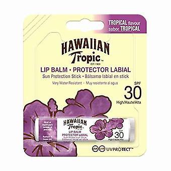 Sun Block Lip Balm Hawaiian Tropic Spf 30 (4 g)