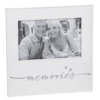 Modern Script Memories Frame 6x4