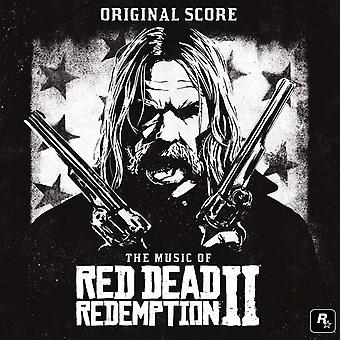 Various - The Music Of Red Dead Redemption II (Originalscore) Vinyl