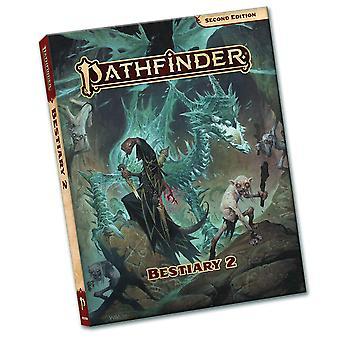 Pathfinder Bestiary 2 Pocket Edition (P2) par Logan Bonner, Jason Bulmahn, Stephen Radney MacFarland, Mark Seifter (Broché, 2021)