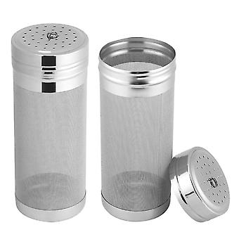 new l micron stainless steel dry hop filter home brew mesh beer filter strainer sm29274