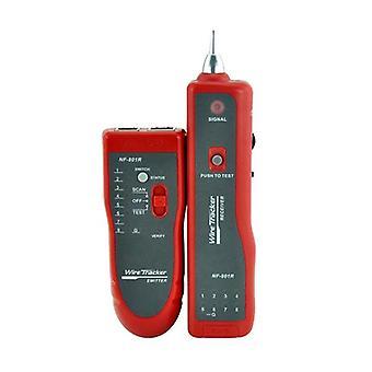 Doss Detector de cables multifunción Tracer Lan Tester