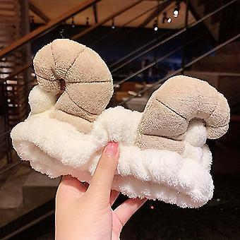 Wash Face Hair Holder Hairbands Coral Fleece Girls Turban Fashion Hair Accessories(63#)