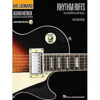 Rhythm Riffs by Greg Koch