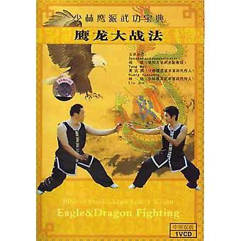 Águila Vs Dragón Kung Fu Dvd -Vd7158A