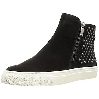 Lucky Brand Zapatos de Mujer LK-BAYLEAH3 Suede Hight Top Slip On Fashion Sneakers