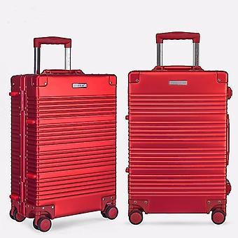 Алюминиево-магниевый сплав Бизнес Путешествия Прокатный багаж