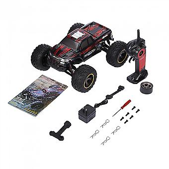 Red 2wd 1/12 45km/h Off Road Remote Control Brush Truck For Gptoys S911