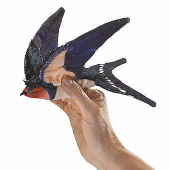 Hand Puppet -  - Swallow, Barn New Toys Soft Doll Plush 3140