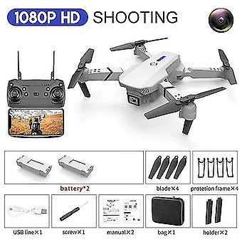 E525 pro rc quadcopter profissionale Hindernisvermeidung Drohne Dual-Kamera 1080p 4k feste Höhe Mini