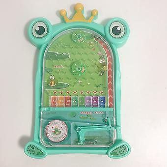 Sofirn söpö ja hauska sammakko flipperi kone luova lasten älykkyys kehittäminen sarjakuva koulutus lelu