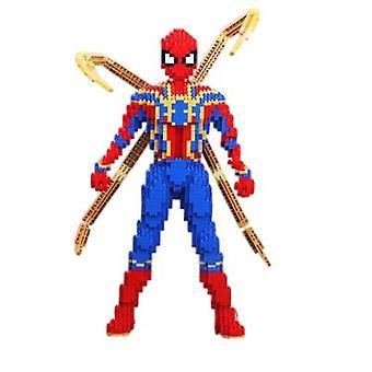 Bouwstenen Marvel Small Particle Educatief Speelgoed