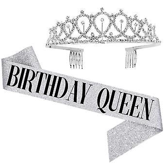 Verjaardag Koningin Riem en Strass Kroon