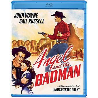 John Wayne - Angel & de Badman [BLU-RAY] USA import