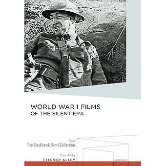 World War I Films of the Silent Era [DVD] USA import