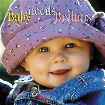 Baby Needs Brahms - Baby Needs Brahms [CD] USA import
