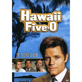Hawaii fünf o: zweite Saison [DVD] USA import