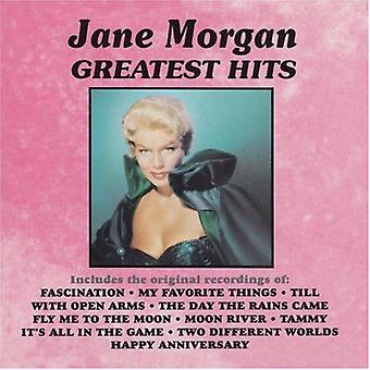 Jane Morgan - Greatest Hits [CD] USA import