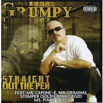 Grumpy - Straight Out the Pen [CD] USA import