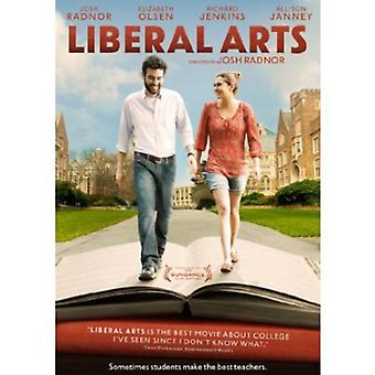 Liberal Arts [DVD] USA import