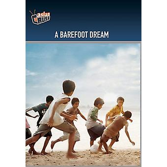 Barefoot Dream [DVD] USA import