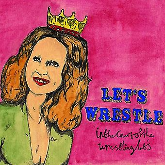 Let's Wrestle - In the Court of the Wrestling Let's [CD] USA import