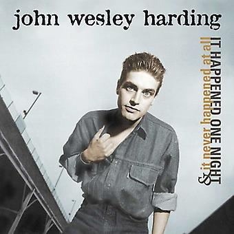 John Wesley Harding - It Happened One Night/It Never Happened at All [CD] USA import