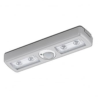 Eglo Baliola 4 LED PIR Battery Operated Under Cabinet Lights