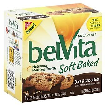 Belvita Breakfast Soft Baked Oats & Chocolate
