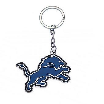 NFL Detroit Lions Official Club Crest Keyring