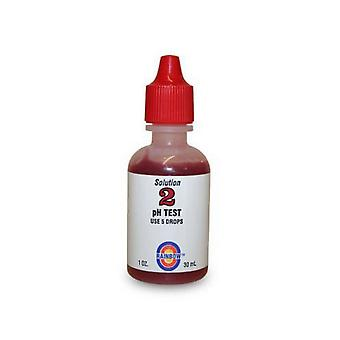Pentair Rainbow R161178 No.2 pH Test Solution - 1 OZ