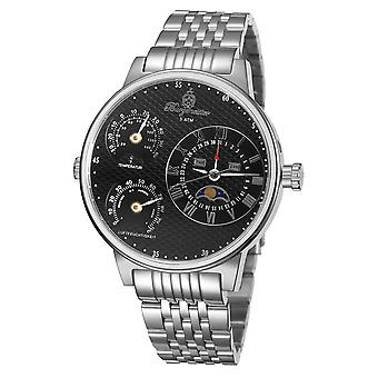 Burgmeister XXXL Gents Quartz Watch Montana, BM309-121