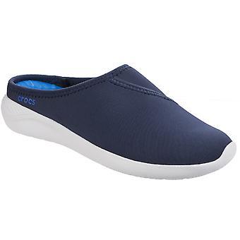 Crocs Damen/Ladies LiteRide leichte Strand Mule Loafer Schuhe