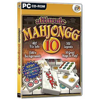 Ultimate Mahjongg 10 (PC CD) - Neu
