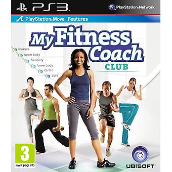 My Fitness Coach Club - Move Compatible (PS3) - Usine scellée