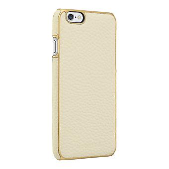 Pakiet 5 - przyjęty Wrap etui na Apple iPhone 6/6s - White/Gold