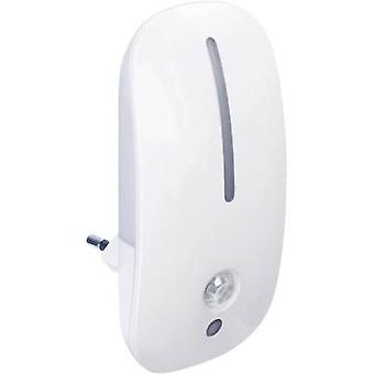 GEV LIV 6867 006867 Night light (+ motion detector) Oval LED (monochrome) Cold white White