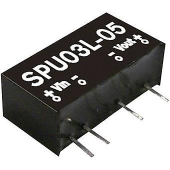 DC/DC-omformer mener vel SPU03M-05 600 mA