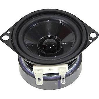 Visaton FRS 5 XWP 2 inch 5 cm Șasiu boxă lată 5 W 8 Ω