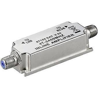 GOOBAY SAT-V-04 20 dB SAT amplificator 20 dB